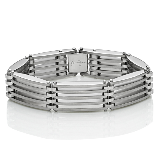 5 Layers Steel Bracelet