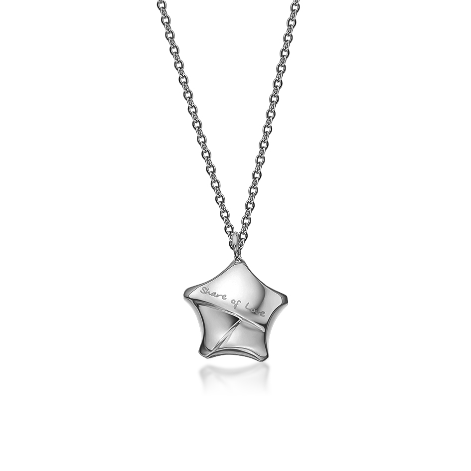 Share of Love Lucky Star Necklace