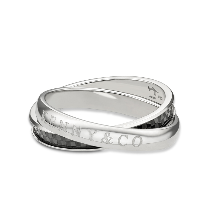 Double Steel Ring